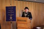 MW Bro William Heffell, Grand Master